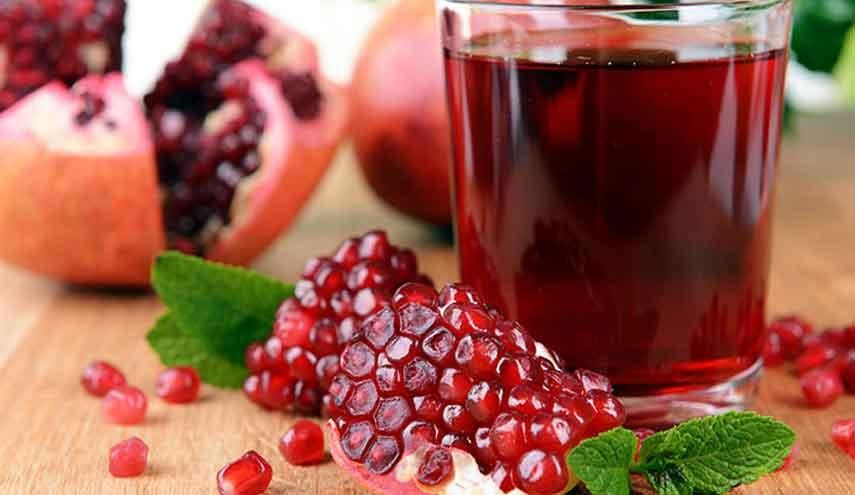 فوائد مشروب الرمان