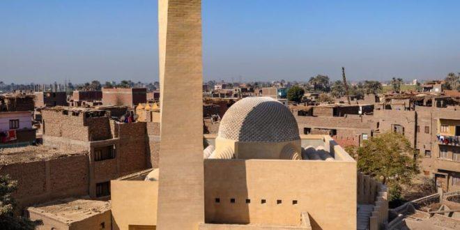 """تعرف على قصة مسجد """"باصونة"""" بسوهاج المرشح لجائزة عبداللطيف الفوزان.. صور"""