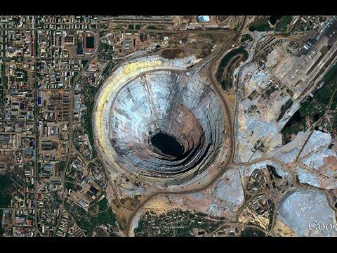 أغلى حفرة في العالم بقيمة 16 مليوندولار